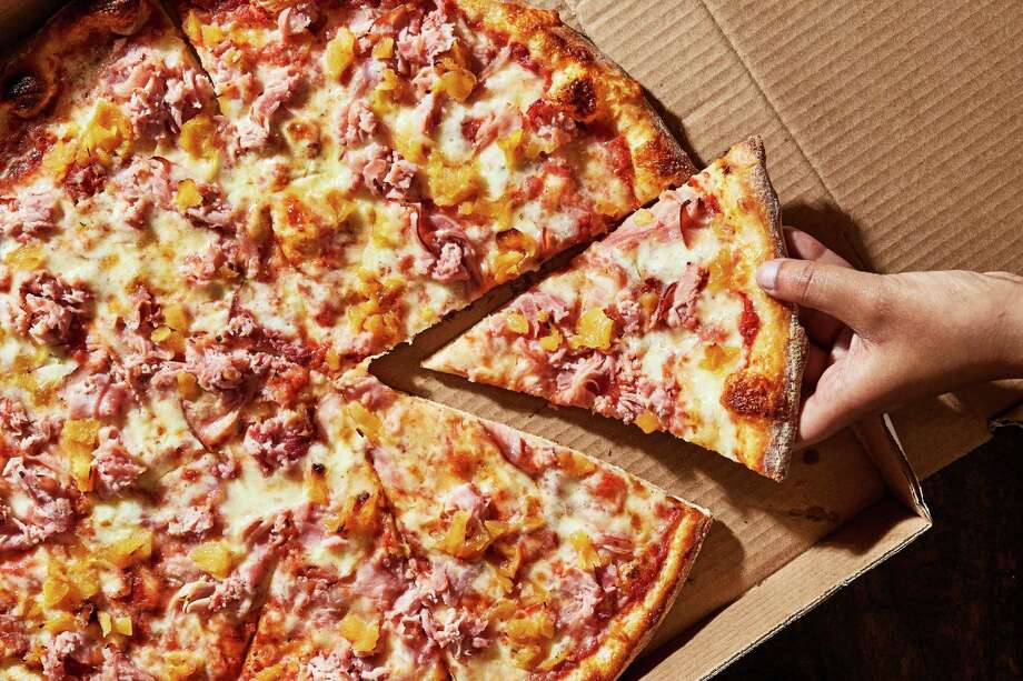 Pineapple on pizza is easy to hate - at least in theory