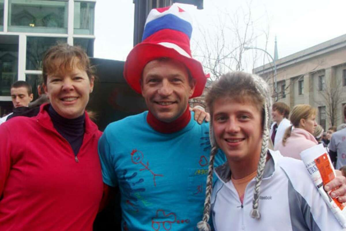 Were you seen at 2009 Troy Turkey Trot?