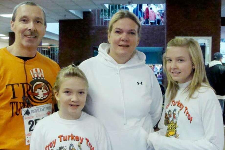 Were you seen at 2009 Troy Turkey Trot? Photo: Brenna Johnston