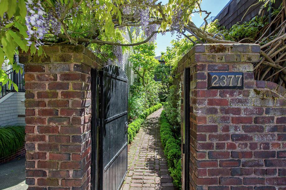 Hidden Cow Hollow home in a 'magical garden' asks $3.295 million