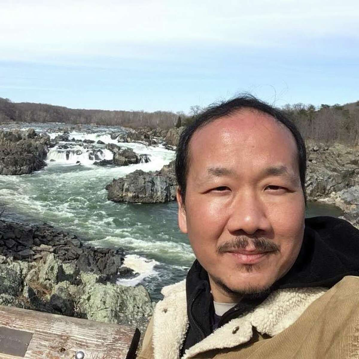 University at Albany assistant professor Keith Chan