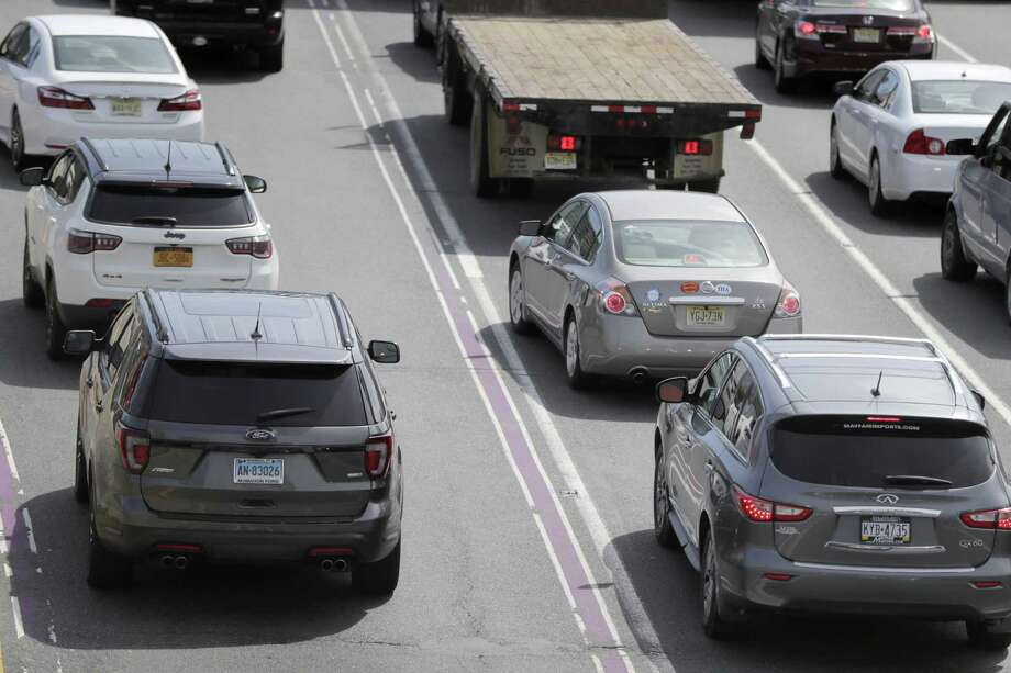 A new television and online advertising campaigned launched on Tuesday supporting electronic highway tolls in Connecticut. Photo: Julio Cortez / Associated Press / Copyright 2019 The Associated Press. All rights reserved.