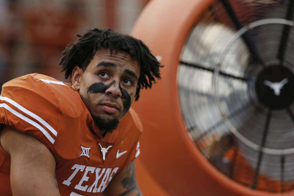 Caden Sterns is among the Texas athletes who have been spurred to speak on social injustice following the death of George Floyd in Minneapolis police custody.