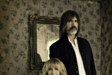 Larry Campbell and Teresa Williams perform at Fairfield Theatre Company's StageOne on May 3.