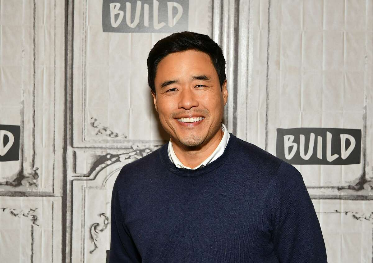 """Actor Randall Park visits Build Series to discuss ABC's TV show """"Fresh Off The Boat"""" at Build Studio on September 28, 2018 in New York City. Park stars alongside Wong in the Netflix film, """"Always Be My Maybe."""""""