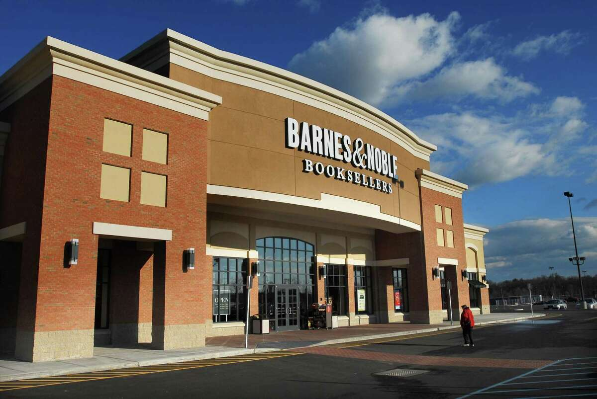 The Barnes & Noble bookstore in Milford