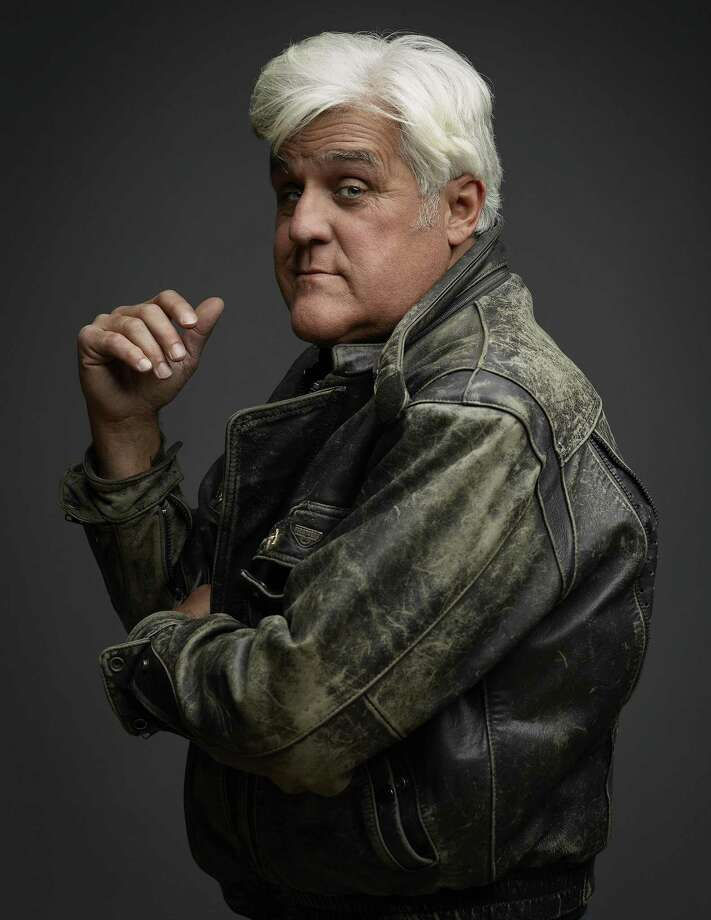 Jay Leno brings his stand-up show to The Palace Theatre in Stamford on May 2. Photo: CNBC / Contributed Photo