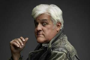 Jay Leno brings his stand-up show to The Palace Theatre in Stamford on May 2.