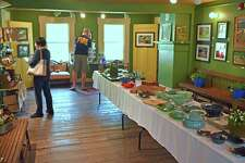 The historic Merwinsville Hotel in Gaylordsville will hold its fourth annual spring arts and fine crafts show May 4-5 from 10 a.m. to 5 p.m. each day. Works by more than 60 local artists and artisans will be displayed and sold at the Browns Forge Road hotel.