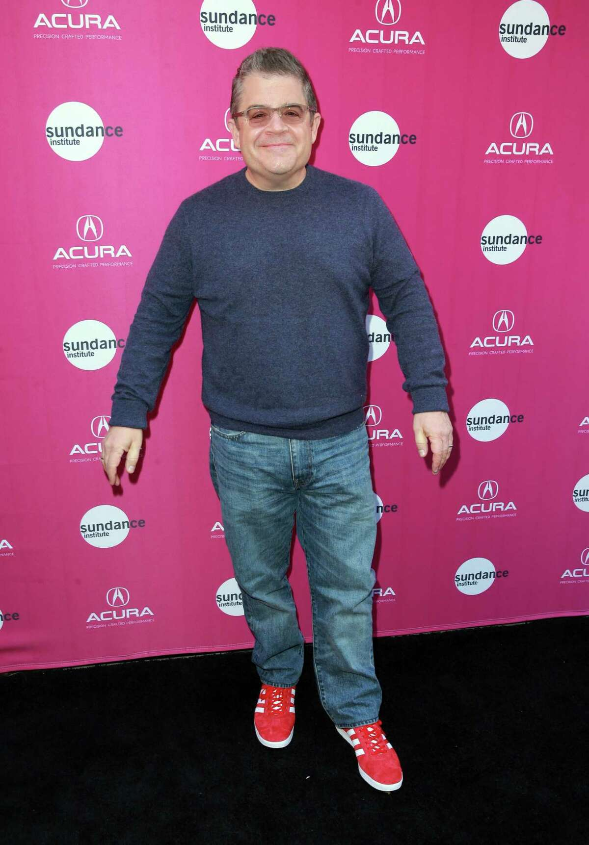 Patton Oswalt attends the Sundance Institute at Sundown Summer Benefit at the Ace Hotel on June 14, 2018 in Los Angeles, California.