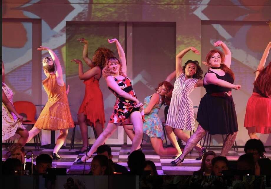"""Performance photos for Albany High School's production of """"Sweet Charity."""" Photo: Albany High School"""