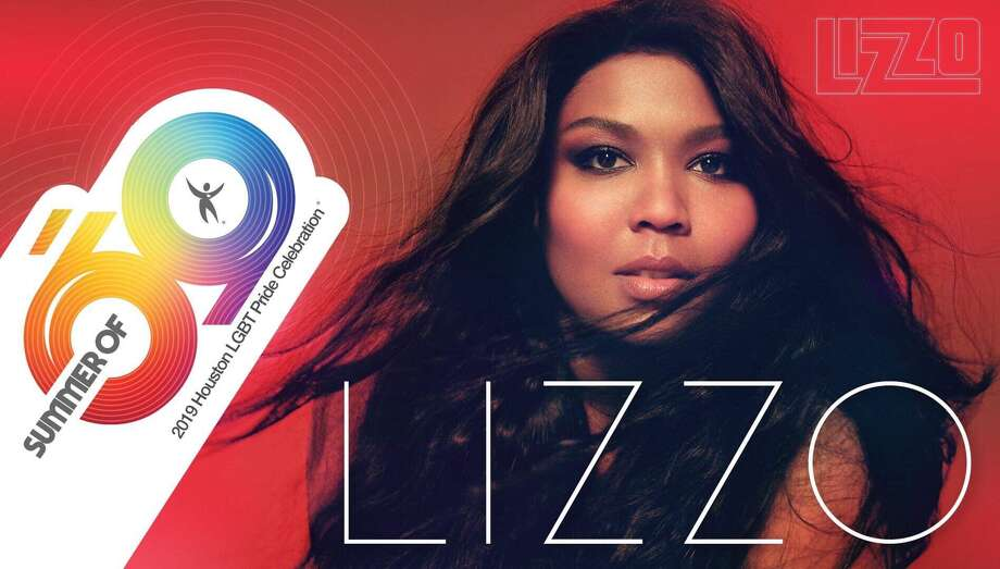 Lizzo is performing at the Houston Pride Festival. Photo: Joey Guerra, Pride Houston / Pride Houston