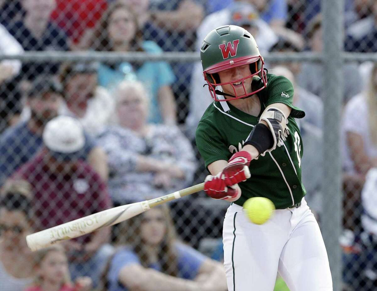 Skylar Stockton has been one of The Woodlands' top hitters this season, helping the team secure the No. 2 seed for the playoffs out of District 15-6A.
