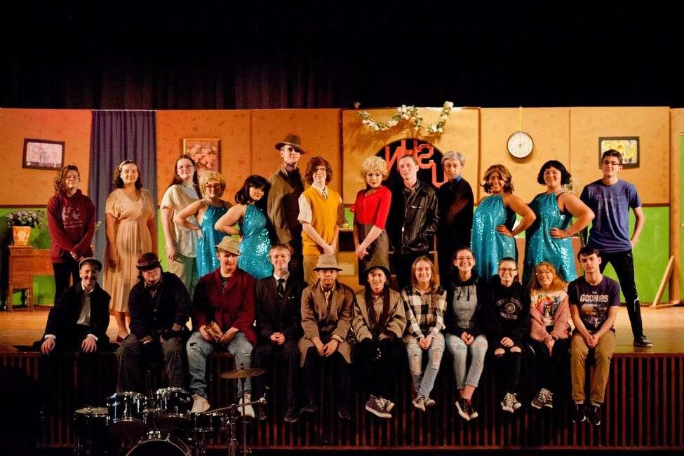 Performance photos for Gloversville High School's