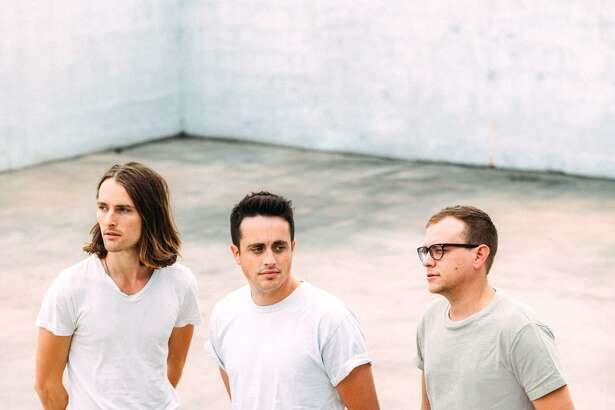 "Parachute, Christopher ""Kit"" French, left, Will Anderson and Johnny Stubblefield, will perform at Mohegan Sun's Wolf Den on May 3 and at Fairfield Theatre Company's StageOne on May 6."