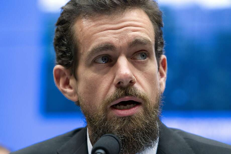 """Twitter CEO Jack Dorsey said that the company's """"concentration in San Francisco is not serving us any longer."""" Photo: Jose Luis Magana / Associated Press 2018"""
