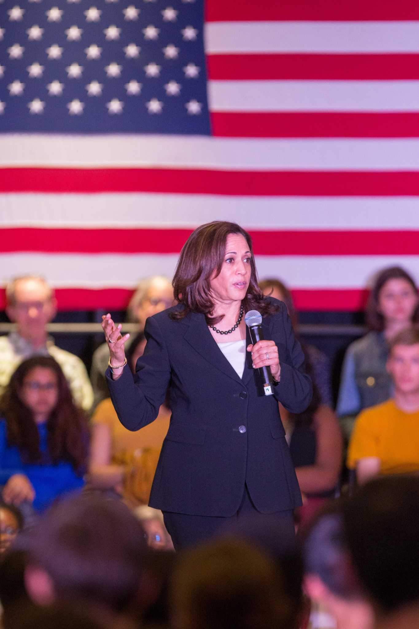 Kamala Harris Clarifies Response On Whether Prisoners Should Be Allowed To Vote