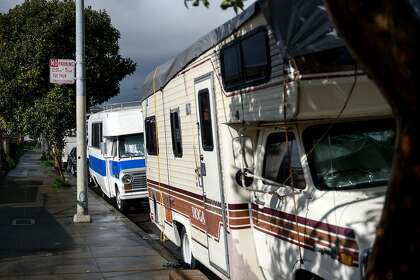 SF supes OK finding spot for people living in cars and RV's to park and get help