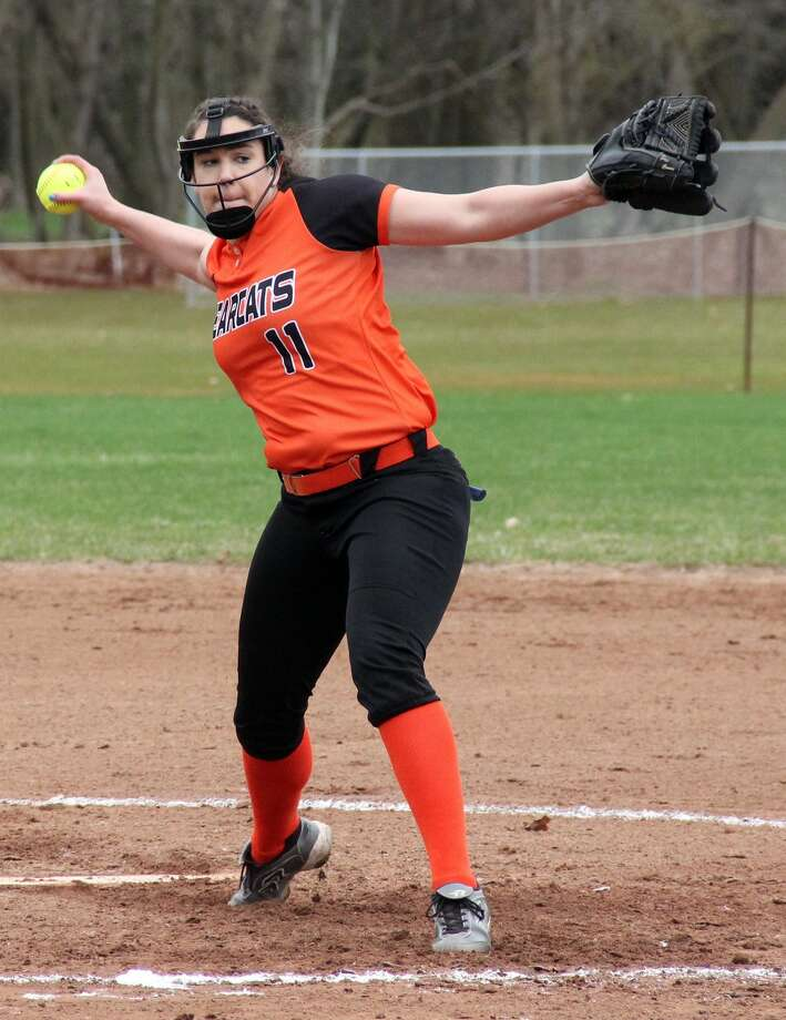 EPBP at Ubly — Softball Photo: Mike Gallagher/Huron Daily Tribune
