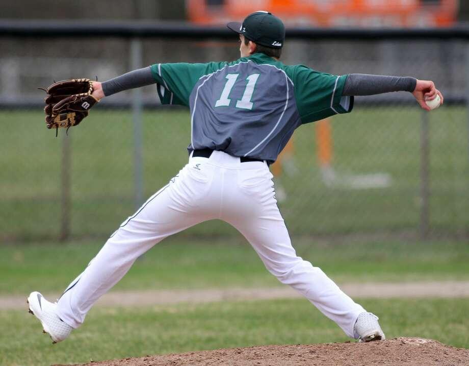 EPBP at Ubly — Baseball Photo: Mike Gallagher/Huron Daily Tribune
