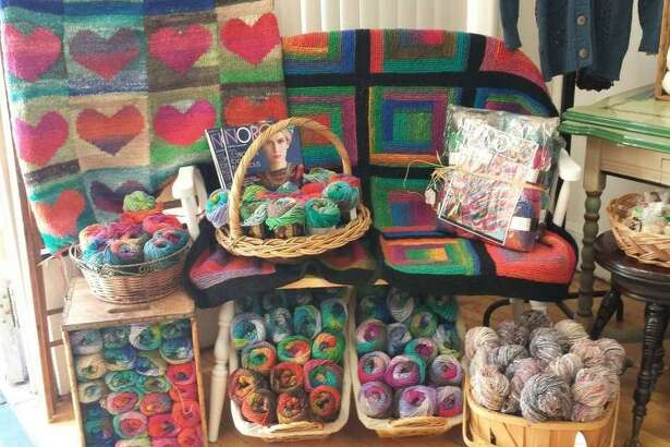 Saturday, April 27, 2019 is National Yarn Shop Day, and In Sheep's Clothing is joining in the celebration.