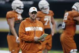Texas coach Tom Herman doesn't want Georgia on the minds of his players as they prepare for a new season that he views as standing apart from the Sugar Bowl victory.