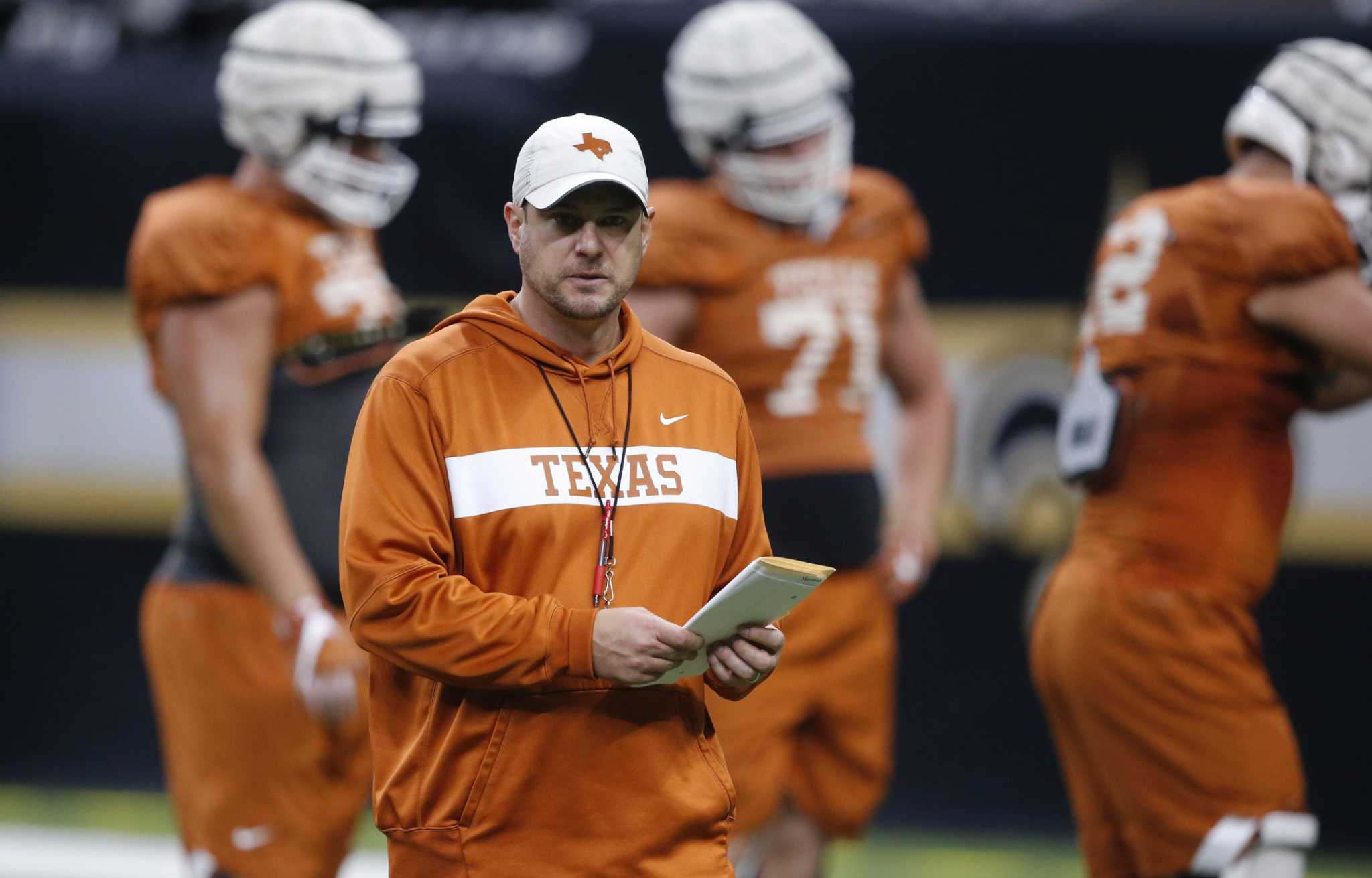 Texas coach Tom Herman set to receive 2-year contract extension