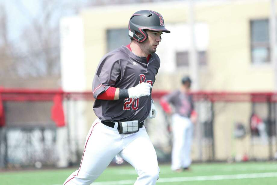 RPI freshman outfielder Cole Paquin of Clifton Park and Shenenedowa. (RPI athletics)