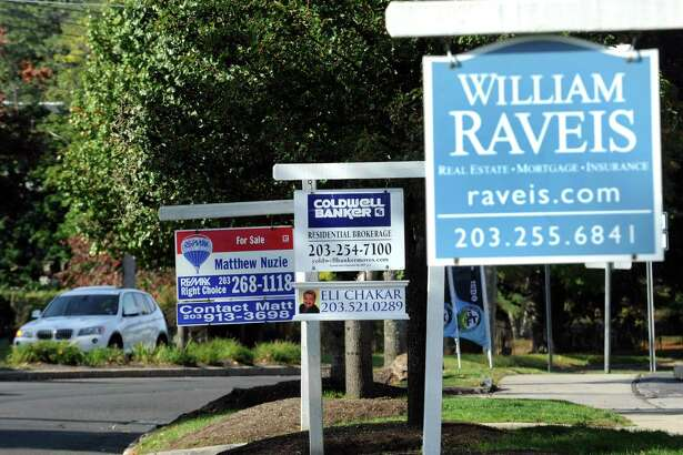 Statewide in Connecticut, home sales were 4.7 percent lower in March, according to a Wednesday report by the Warren Group, marking eight consecutive months in which sales are down on a year-over-year basis.