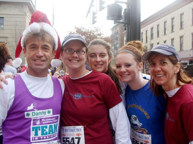 Were you seen at 2009 Troy Turkey Trot? Photo: Brenna Johnston