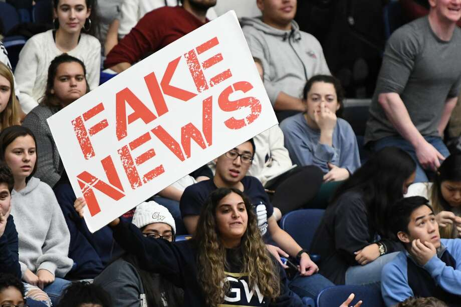 A new study found people over 65 years old were far more likely to share intentionally false or misleading information on Facebook than all other adults. Photo: Mitchell Layton/Getty