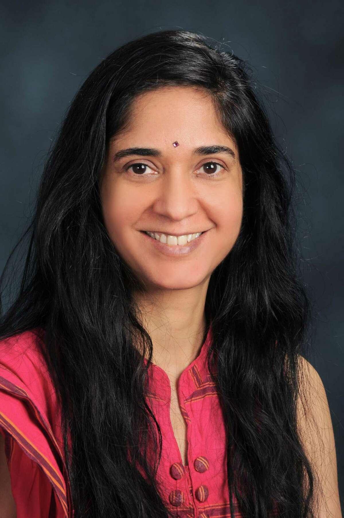 Padma Venkatraman will read from her book,
