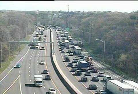 All lanes open after multi-vehicle crash on I-95 - Connecticut Post