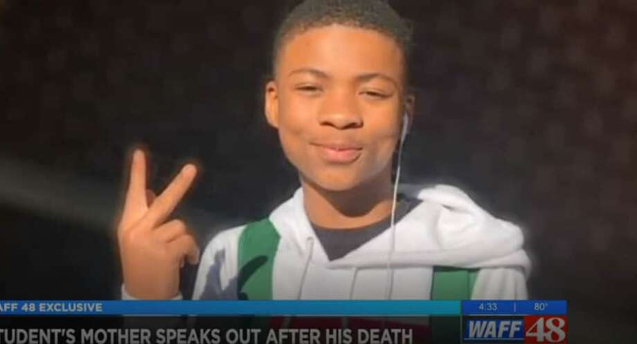 Alabama teen Nigel Shelby was bullied before he took his life last week, and now his death has led to a scandal at the local sheriff's office. Photo: Image Via WAFF