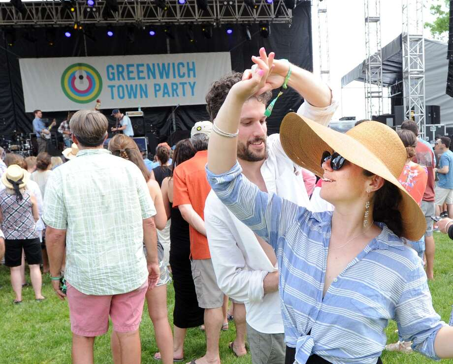 The much-beloved Greenwich Town Party, the annual outdoor concert event and party, will take place on Saturday, featuring Lynyrd Skynyrd and The Beach Boys. Find out more. Photo: Contributed Photo / Contributed Photo / Greenwich Time Freelance