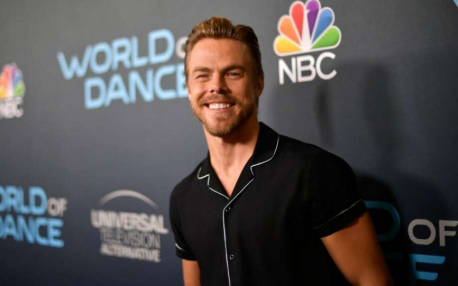 Professional dancer, singer and actor Derek Hough poses in this undated photo. Photo: Getty Images