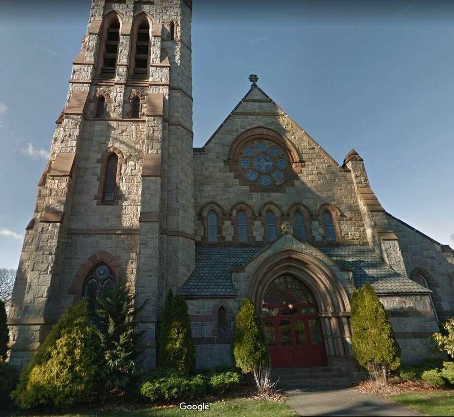 Christ Episcopal Church, 56 S. Cliff St. in Ansonia Photo: Google Maps