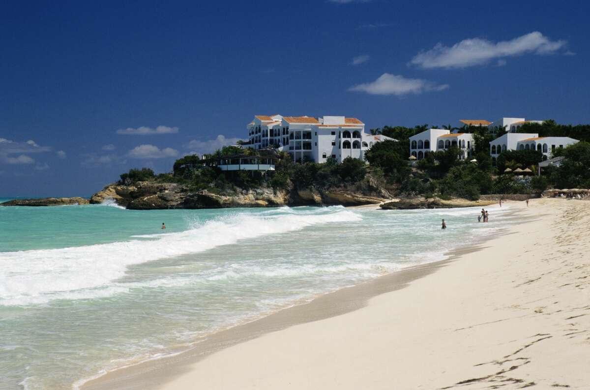 Malliouhana, an Auberge Resort in Anguilla.