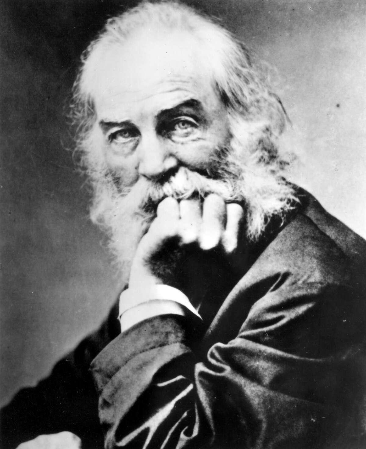 Walt Whitman, poet, died in Camden, N.J. on March 26, 1892.
