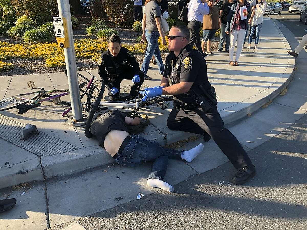 The FBI is assisting in the investigation of the Tuesday crash that left pedestrians, including children, injured. The driver