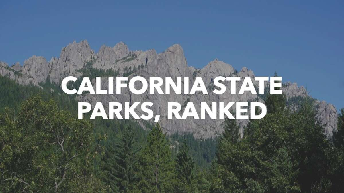 Tide pooling, ghost hunting and tree hugging: here are the best of Calif. state parks.