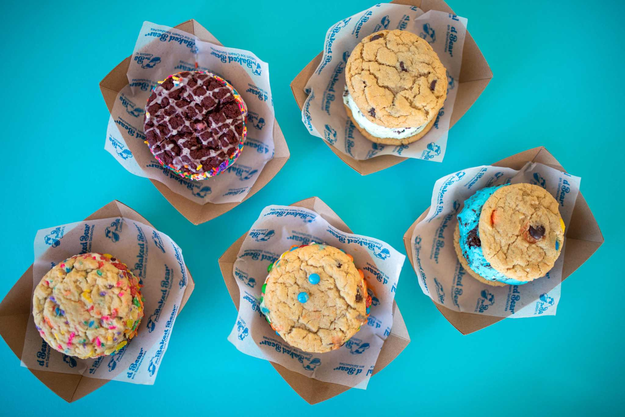 The Baked Bear to open first San Antonio ice cream sandwich shop this summer