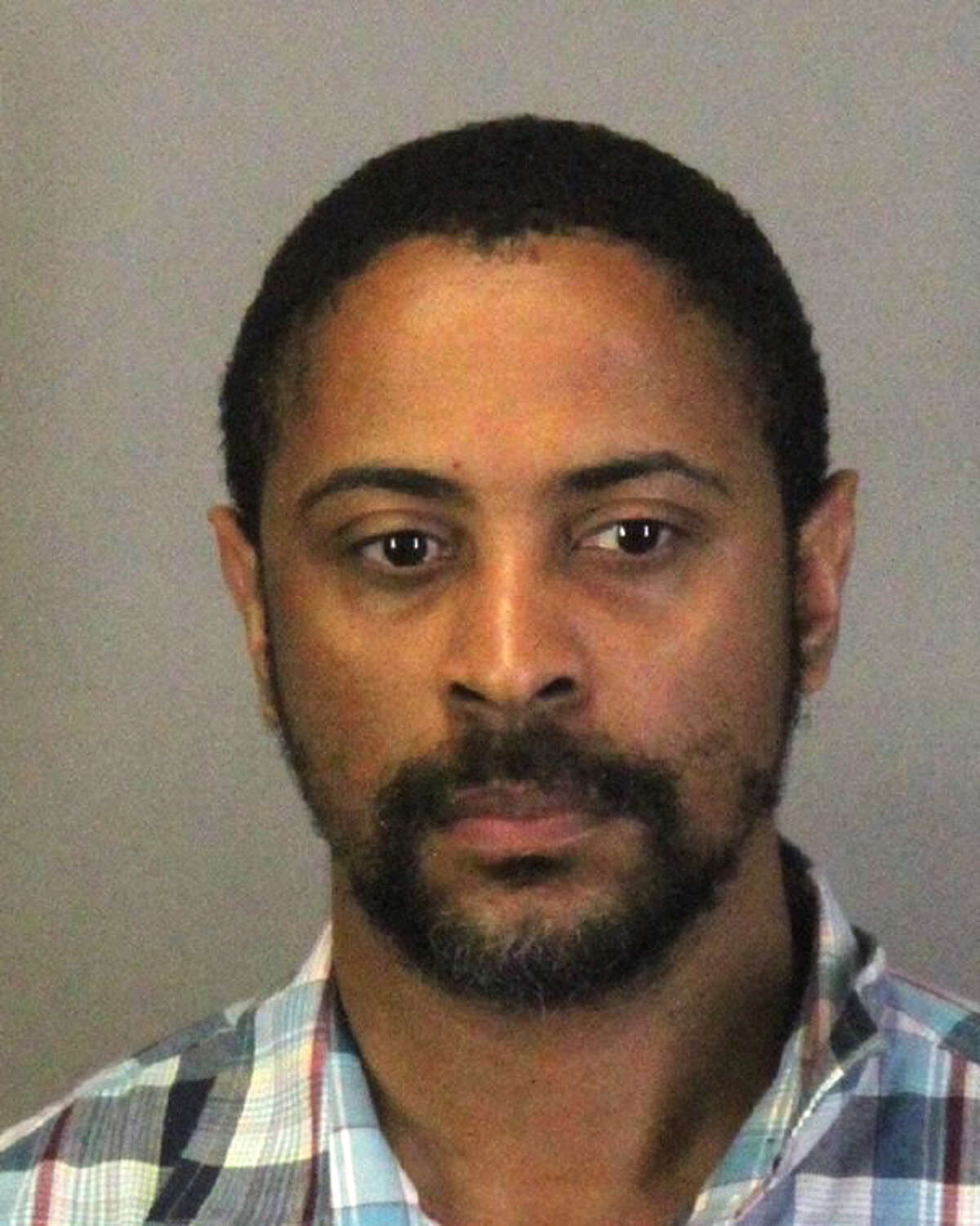 Isaiah Joel Peoples was arrested by Sunnyvale police on suspicion of driving into a group of pedestrians on April 23, 2019.