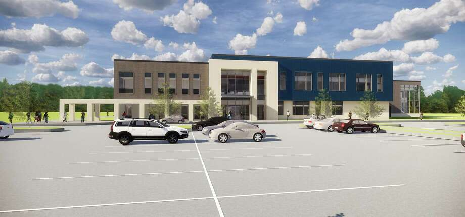 San Jacinto College will open its Generation Park campus fall 2020. Photo: Courtesy: San Jacinto College