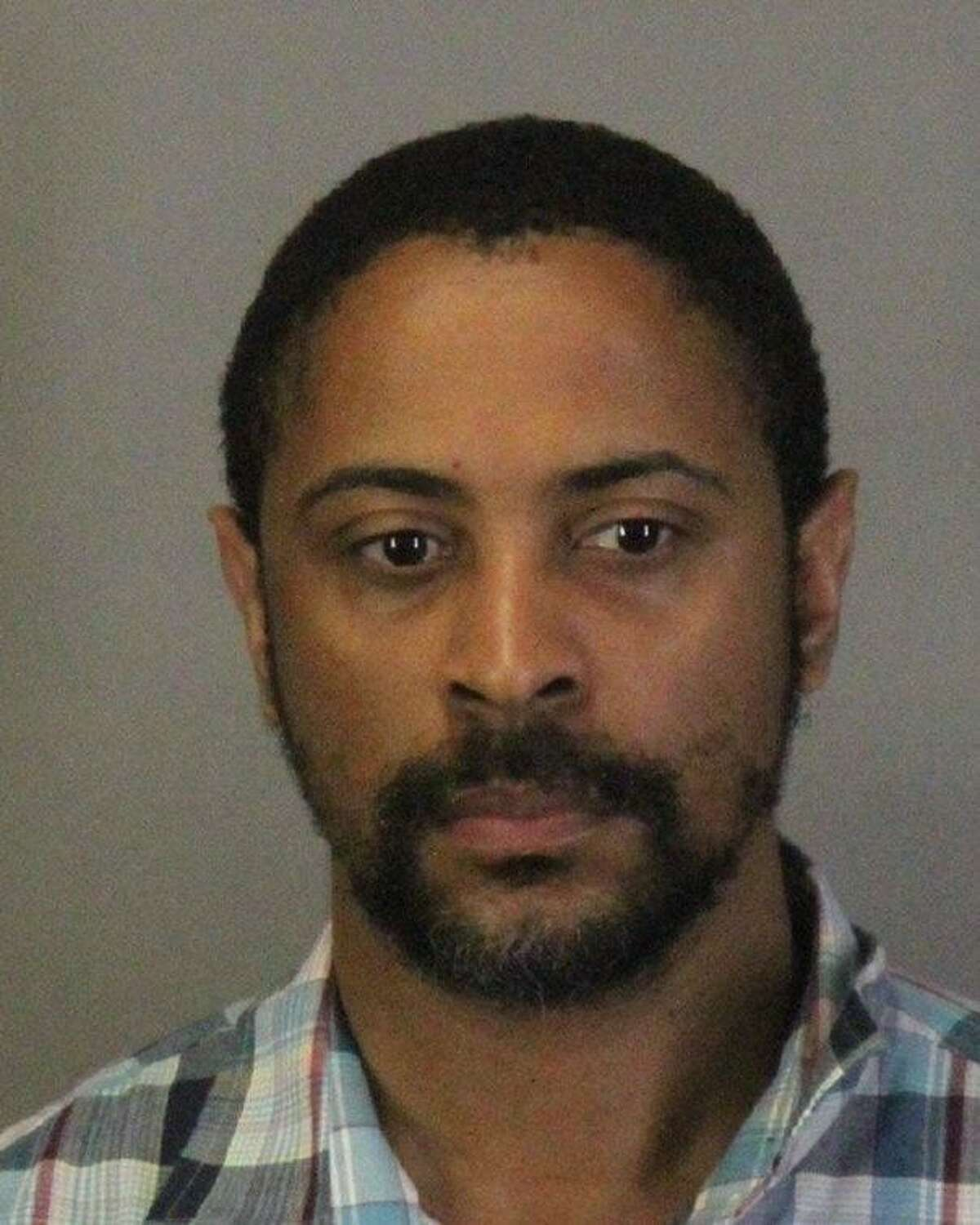 Isaiah Peoples, 34, was identified by police as the driver who stuck eight pedestrians Tuesday evening in Sunnyvale.