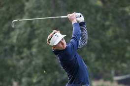 Yale's James Nicholas won the Ivy League title with a 2-over 215.