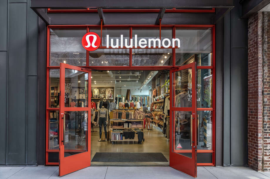 Lululemon said April 24, 2019 that it plans to double its men's business in the next five years as it looks beyond its women's and accessories business for growth.  Photo: John Greim / Getty Images