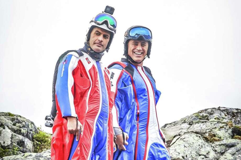 Chris Harris, Matt LeBlanc - Top Gear _ Season 26, Episode 1 - Photo Credit: Gus Gregory/BBCAmerica Photo: Gus Gregory/BBCAmerica / © 2019 BBC America