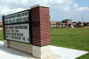 File photo from 2008 shows Berry Miller Junior High School.