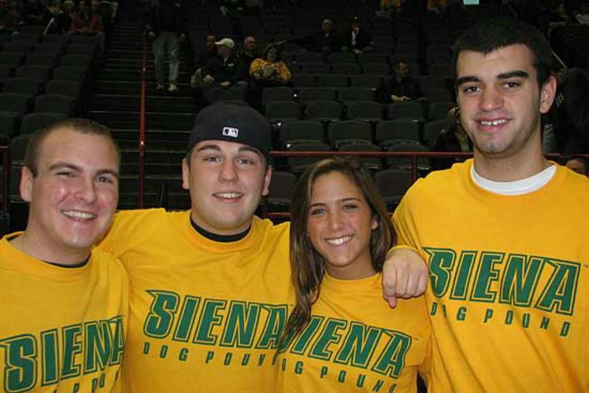 Were you seen at 2009 Siena home opener?